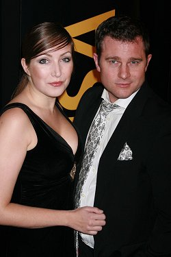 David Campbell and Lisa Hewitt